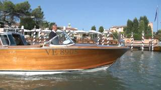 Water Taxi Venice in Italy & Limousine Service video HD   Blitz Exclusive