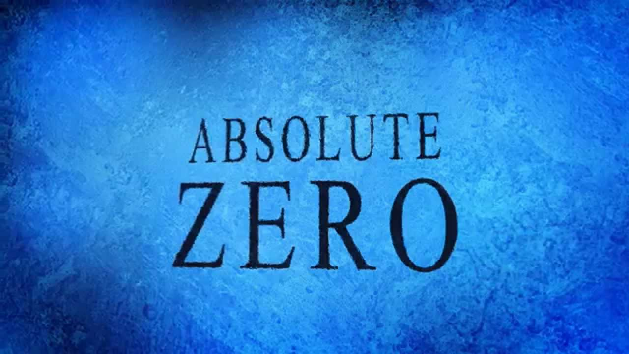 lab finding absolute zero In this paper, we offer two ways of experimental determination of absolute zero in the first case, the absolute zero is defined by means of an isochoric process (constant volume), conducted with.