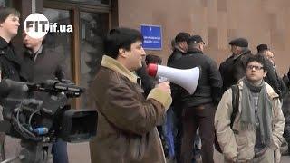 Франківці вимагають заборони російські товари та послуги(FIT.IF.UA повідомляє, що 20 березня 2015 року Громадська організація ВО