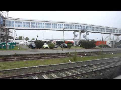 Train Berlin-Copenhagen (-Malmö)