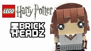 LEGO Hermione Granger BrickHeadz review! 2018 set 41616!
