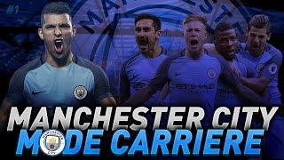 FIFA 17 - CARRIERE MANAGER - MANCHESTER CITY #1 - LES RECRUES !! (Adieu Séville)