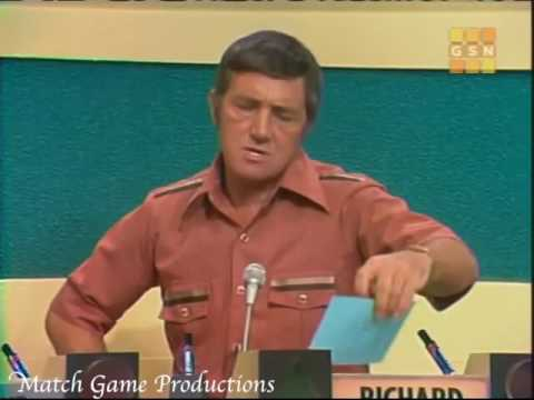 Match Game 76 (Episode 814) (Gene Goes Down) (Alan Thicke Tribute)