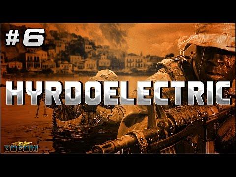 SOCOM II: U.S. Navy SEALs Mission 6 (Hydroelectric)