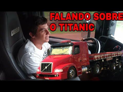 FALANDO SOBRE O TITANIC
