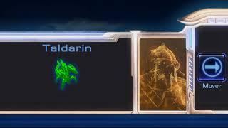 StarCraft II: Taldarin (Purificador) - Frases Español Latino