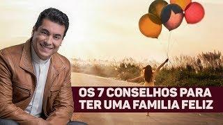 Os 7 conselhos para ter uma família feliz - Padre Chrystian Shankar