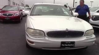 Used Buick at Haydocy Buick GMC