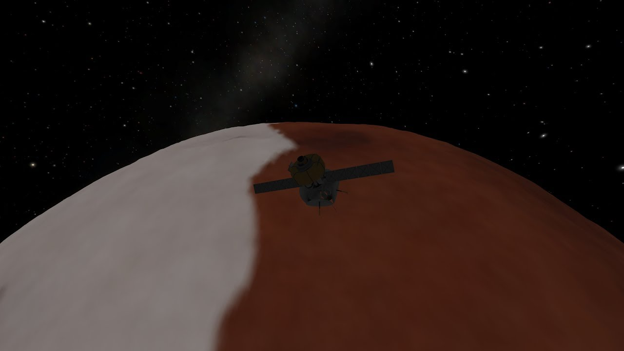 Download KSP Hard Mode #8 - Building a Space Station and Satellite to Duna!