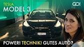 Tesla Model 3 - Revolution oder Reinfall?Cyndie Allemann testet