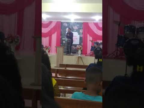 Pregador Rafael Rocha na ADSA TANHAÇU .parte I