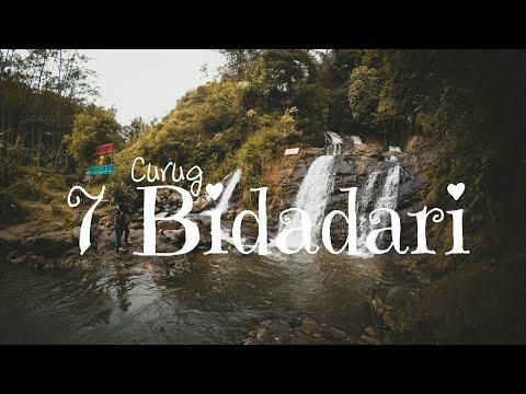 Curug 7 Bidadari - Sumowono | #22 Explore Semarang - Central Java