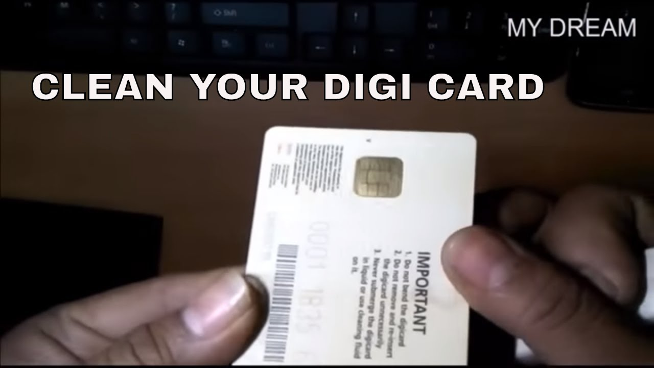How to Clean a SIM Card advise