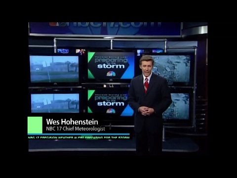 2008 HURRICANE SPECIAL - WNCN