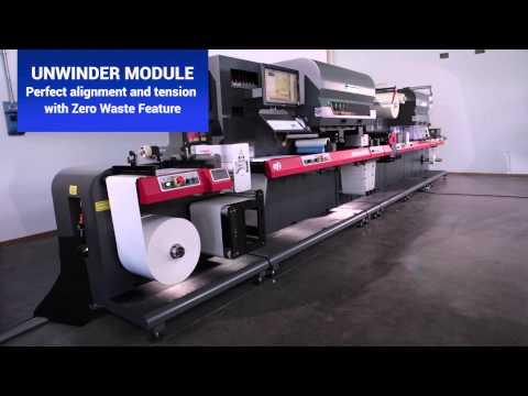 EFI Jetrion 4900 Printer Series Overview