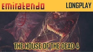LONGPLAY || The House of The Dead 4 & Special