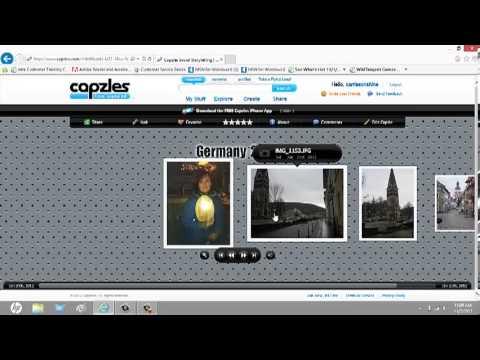 capzles tutorial
