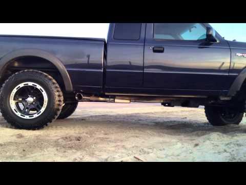 Ford Ranger 4x4 Spintech Exhaust 4.0