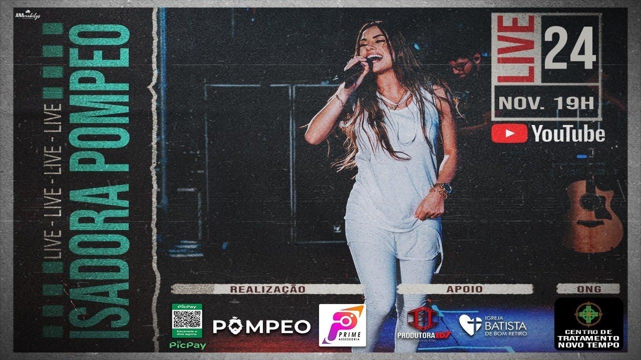 Live Isadora Pompeo
