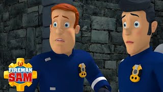 Cancel the Christmas Tree Rescue?! 😱🎄 Fireman Sam US | Cartoons for Kids