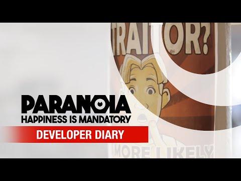 Paranoia: Happiness is Mandatory - объявлена дата выхода