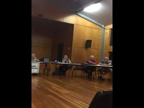 SMBI Forum meeting bridge position 25 11 2014 Macleay Island