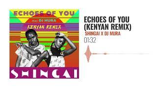 SHINGAI x DJ Mura - Echoes Of You (Kenyan Remix)