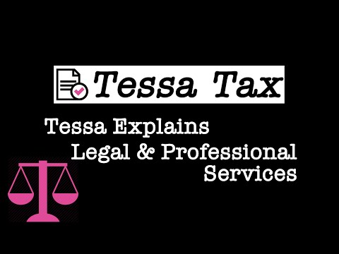 Tessa Tax - Legal & Professional Services