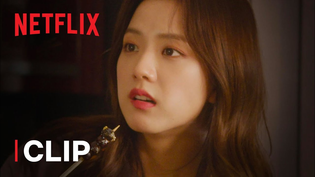 BLACKPINK: Light Up The Sky | BLACKPINK's Jennie & Jisoo Make Tanghulu Clip | Netflix