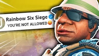 I need to stop playing Rainbow Six Siege...