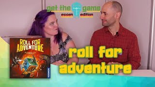 Get the Game - Roll for Adventure