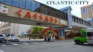 Caesars Atlantic City Walkthrough