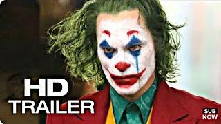 JOKER Teaser Trailer (2019) Joaquin Phoenix, Robert De Niro DC Movie Concept 4K