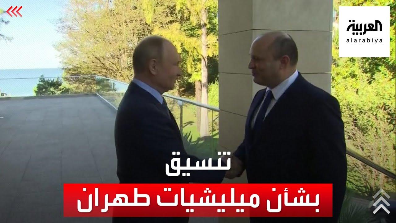هذا أهم طلبات بينيت للرئيس الروسي بوتين