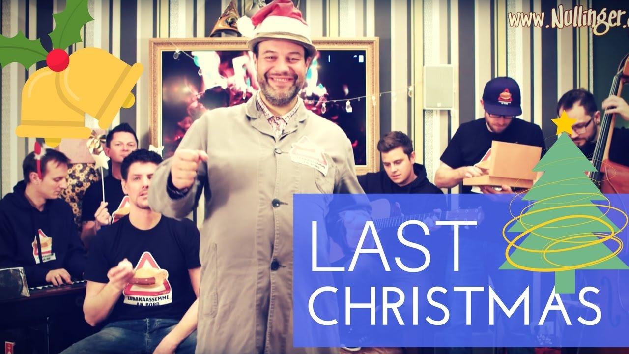 Last Christmas Cover Antenne Bayern Studiotechniker Nullinger Mit