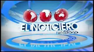 Emisión Meridiana El Noticiero Televen - Martes 18-07-2017