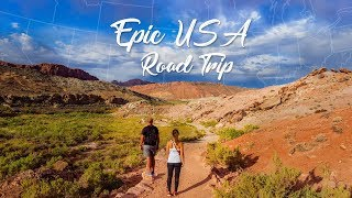 EPIC USA Road Trip! (2,361 Miles, 21 Days, 7 States and 6 Nat