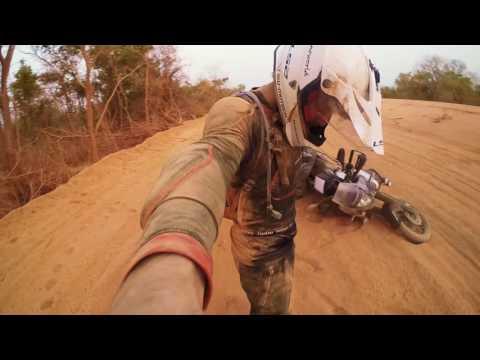ROUND THE WORLD MOTO TRIP - CHAPTER 2. Senegal to Benin.