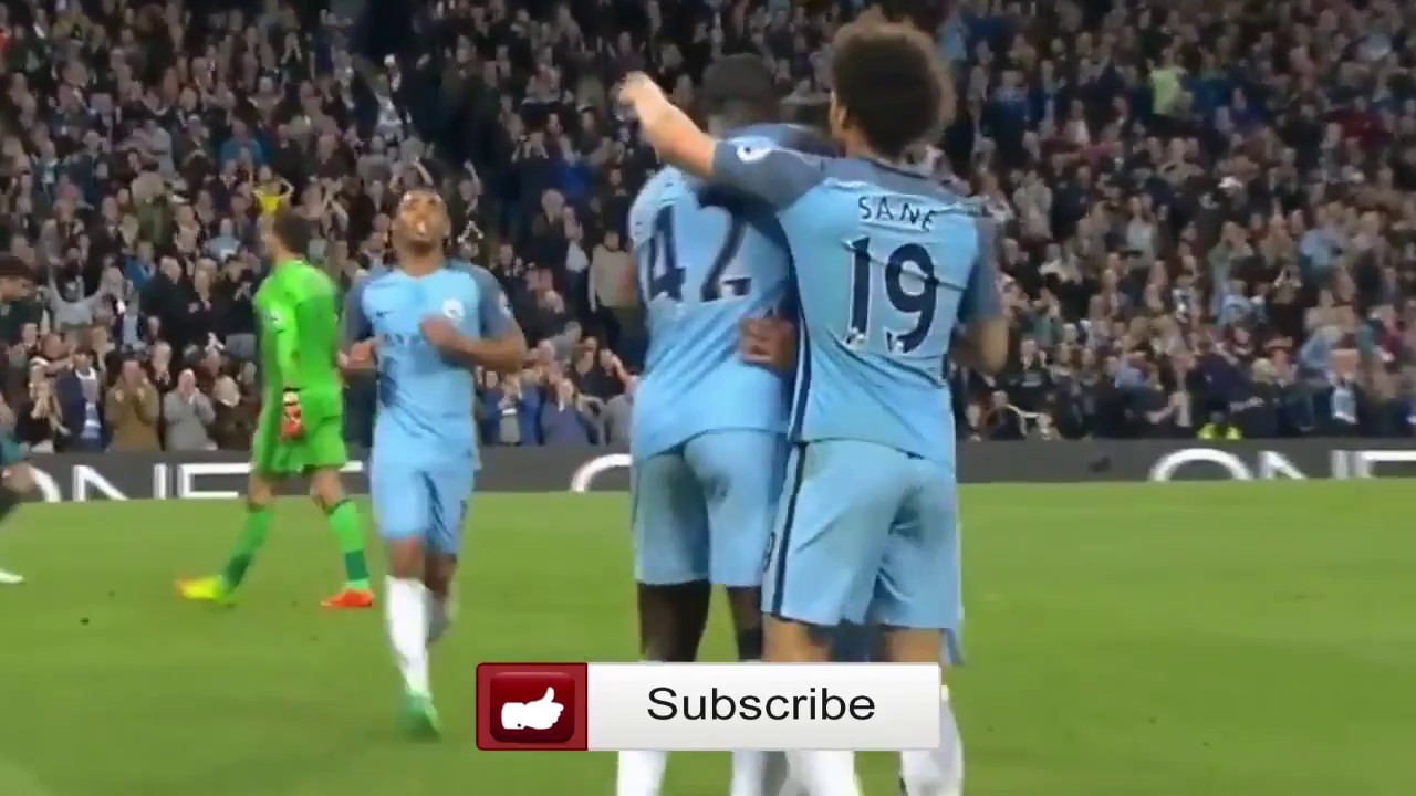Download Manchester City vs West Brom 3 - 1 16/05/2017 All Goals and Highlights!