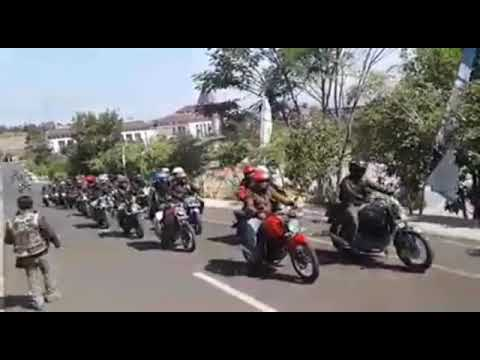 TOURING MERAH PUTIH JAKARTA ROLLING TIGER TO WEST JAVA