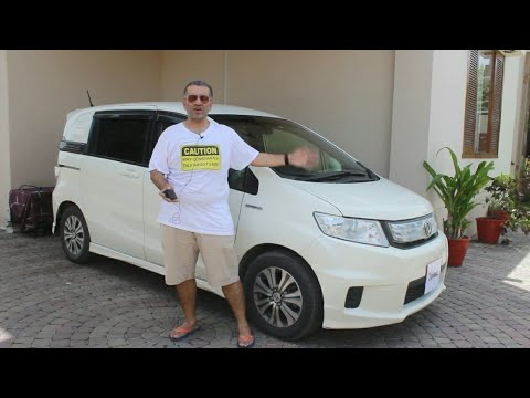 Official Review | Bamwheels | Honda Spike Honda Freed | Hybrid MPV