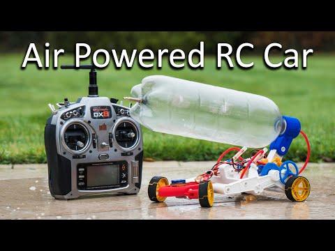 Air Powered RC Car