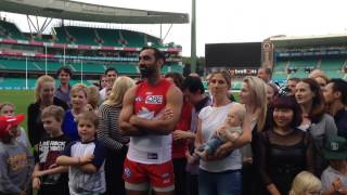 Video Preview of new Adam Goodes 'Racism. It Stops With Me' Community Service Announcement download MP3, 3GP, MP4, WEBM, AVI, FLV April 2018