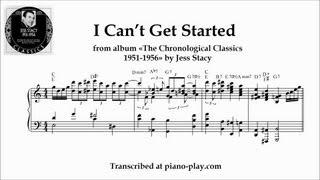 Jess Stacy - I Can