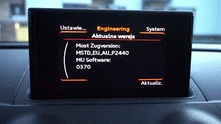 Android Auto With Touch Screen For Audi A3 8v Series