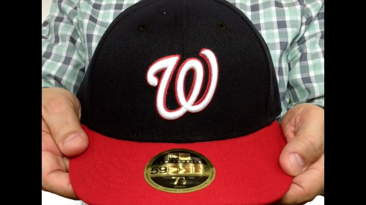 b36acc7c36d ... germany nationals low crown alternate fitted hat by new era washington  4e998 ebaa9