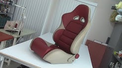 A Sports Seat in Leather - Part 1
