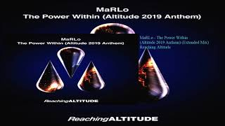 Marlo - The Power Within (Altitude 2019 Anthem) (Extended Mix)