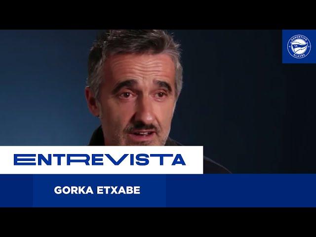 VÍDEO CENTENARIO | Gorka Etxabe | Deportivo Alavés