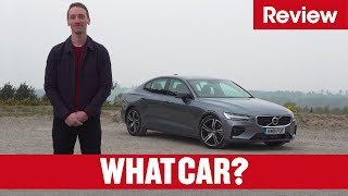 2019 Volvo S60 review – is it a real rival to the BMW 3 Series? | What Car?